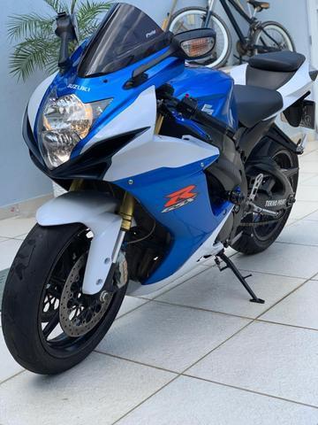 Gsx-r 750 - 2014