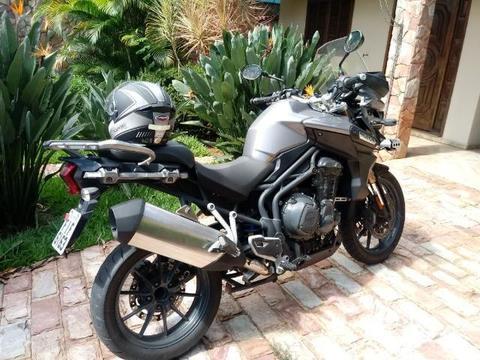 Vendo moto Triumph Tiger 1200cc - 2013 - 2013