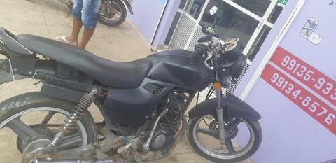 Moto 125 XTrax com documento de rodar - 2011