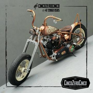 Harley-Davidson Shovelhead Customizada