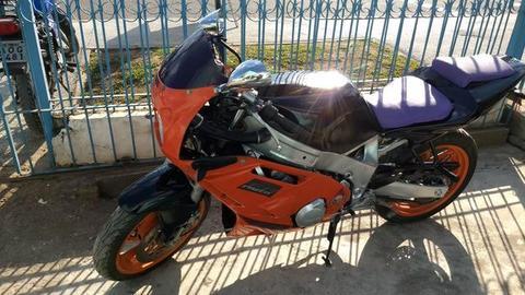 Yamaha fazer 600 - 1996