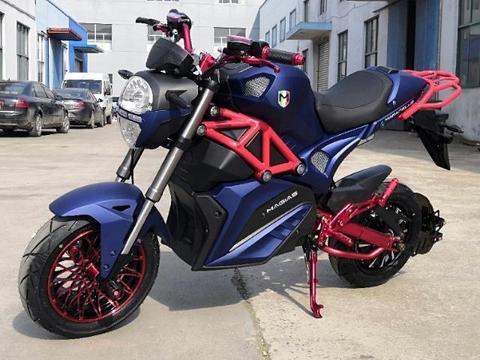 Moto Elétrica Maranello 2000w - 2019