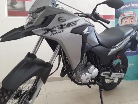 XRE 300 ABS 0-km - Financiada / Cartão 10X / Consrcio Honda - Zap - 2019