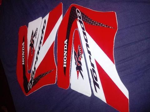 Adesivo Honda Tornado 2002