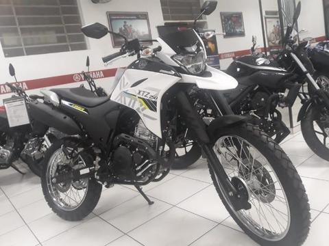 Xtz Lander 250cc Zero + 48x - 2019