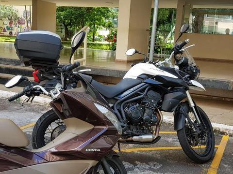 Vendo moto tiger 800 xc 2014 - 2014