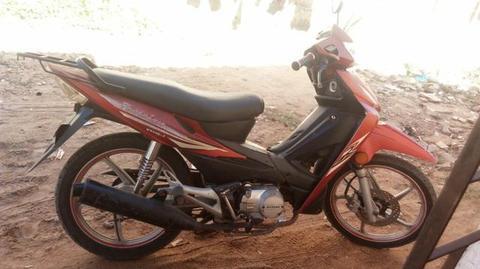 Moto 50cc - 2013