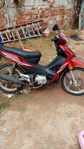 Moto phoenix 50 - 2013