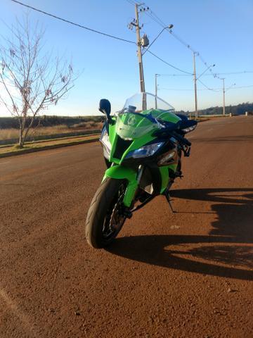 Kawasaki zx10R 2012 baixo KM - 2012