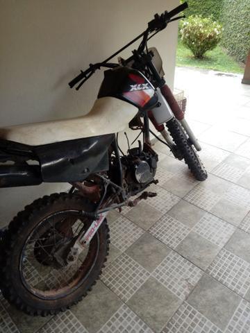 Vendo moto xlx 350 - 1988