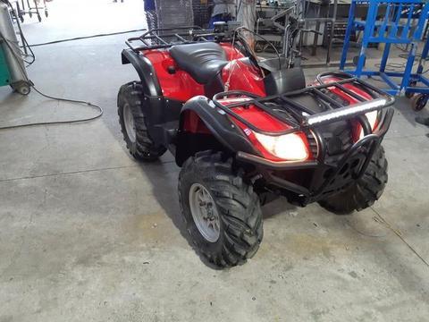 Quadriciclo 500cc - 4x4 - 2011 - 2011