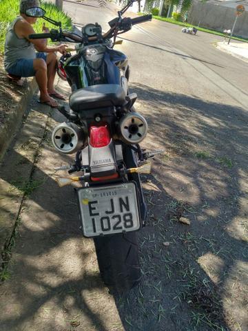 Yamaha MT03 660 Cc - 2008