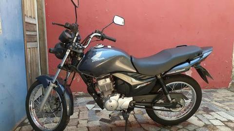 Vendo Moto Impecavél 150 Flex 2012/2012 - 2012
