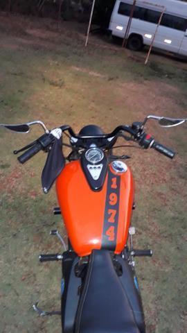 Kawasaki customizada - 1997