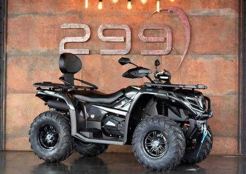 Quadriciclo Cforce 520L 4x4 Automatico - 2019