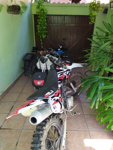 Honda Xr200 com Kit Crf 230 - 2001