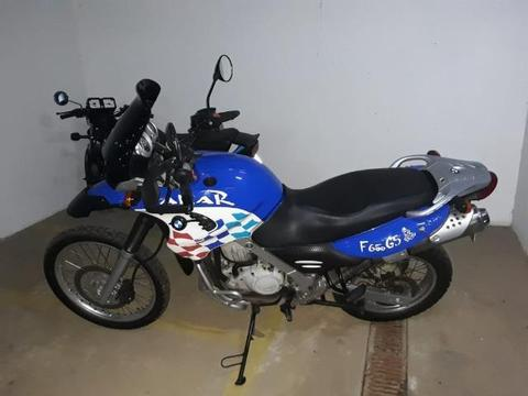 Bmw GS Dakar 2003 Raro estado 41.000 Km - 2003