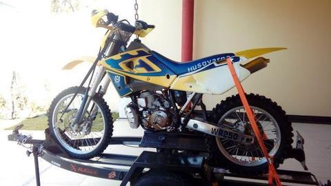 Husqwarna WR250 - 2001