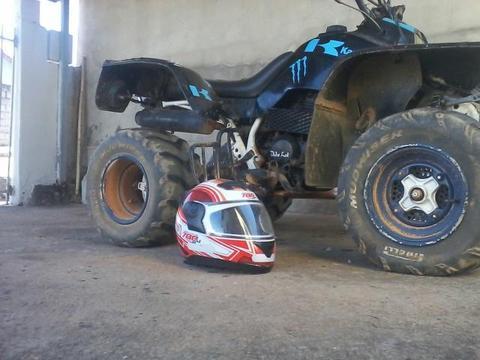 Quadriciclo 250cc motor file - 2005