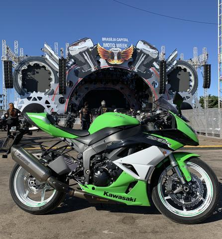 ZX6R super nova - 2012